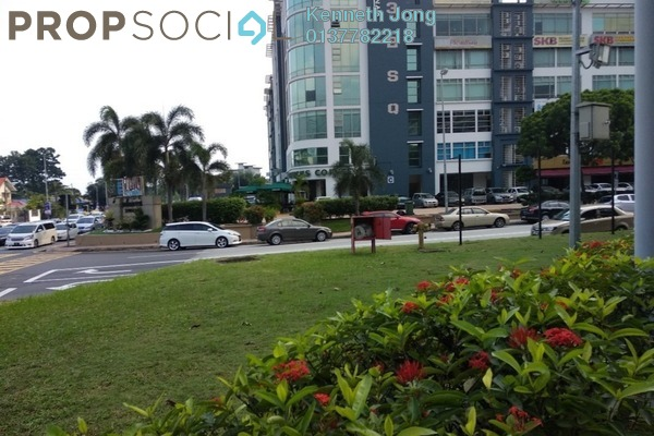 For Rent Office at 3 Two Square, Petaling Jaya Freehold Semi Furnished 0R/2B 5.8k