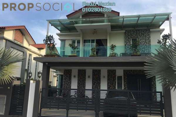 For Sale Bungalow at Idaman Hills, Selayang Freehold Fully Furnished 4R/4B 2.25m