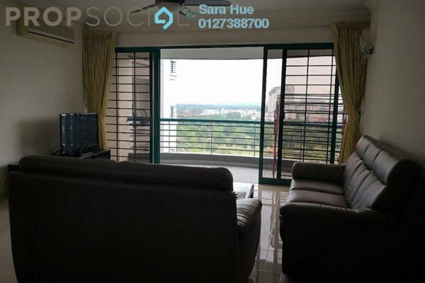 For Rent Condominium at Straits View Condominium, Bandar Baru Permas Jaya Freehold Fully Furnished 3R/2B 3.0千