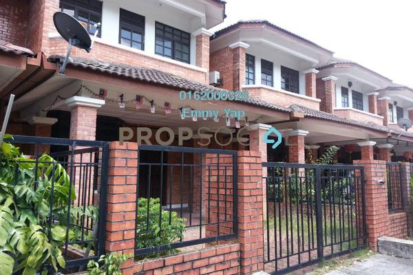 For Sale Terrace at SL2, Bandar Sungai Long Freehold Unfurnished 4R/3B 850k
