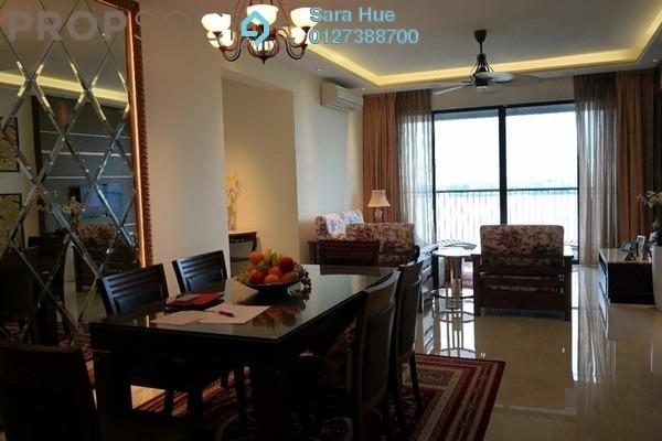 For Rent Condominium at Straits View Condominium, Bandar Baru Permas Jaya Freehold Fully Furnished 3R/2B 5.5k
