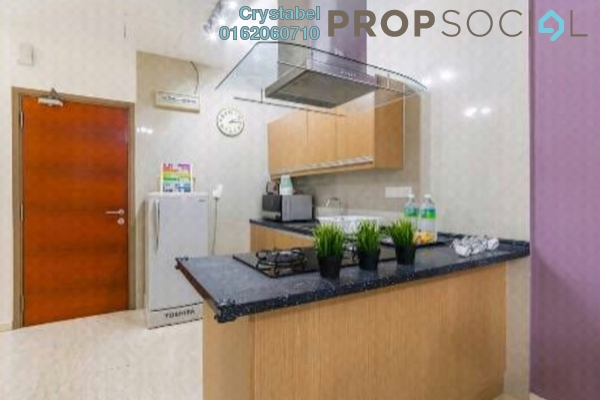 For Rent Condominium at 231 TR, KLCC Freehold Fully Furnished 2R/1B 2.8k