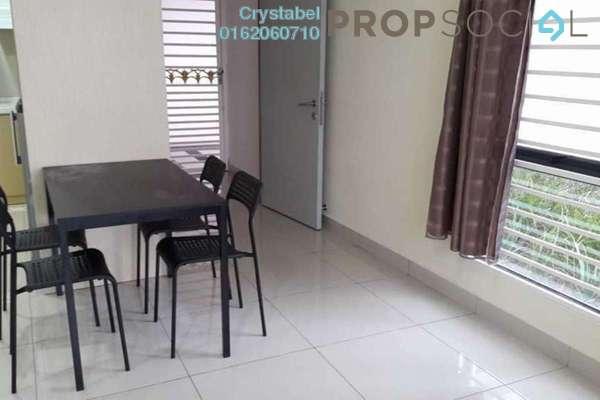 For Rent Condominium at Amaya Maluri, Cheras Freehold Fully Furnished 2R/2B 1.8k