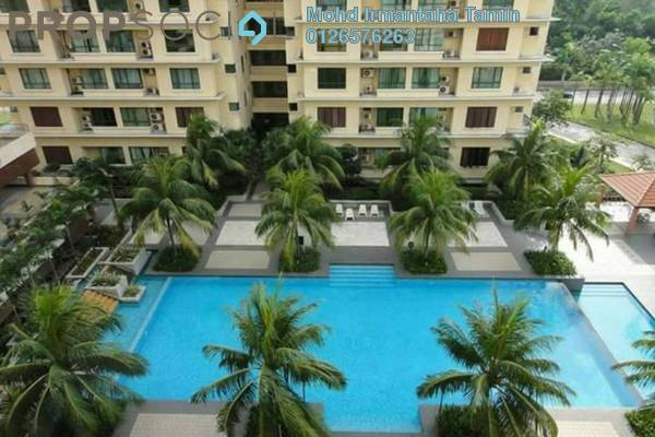 For Sale Serviced Residence at Sri Acappella, Shah Alam Freehold Semi Furnished 2R/2B 520k