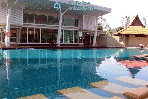 For Rent Condominium at Mont Kiara Banyan, Mont Kiara Freehold Fully Furnished 4R/2B 7.5k