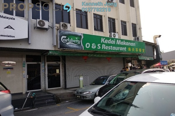 For Rent Shop at Taman Paramount, Petaling Jaya Freehold Semi Furnished 0R/2B 2k