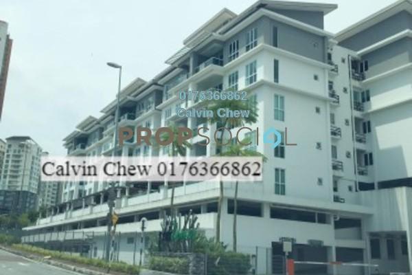 For Sale Condominium at Subang Parkhomes, Subang Jaya Freehold Unfurnished 3R/2B 648k