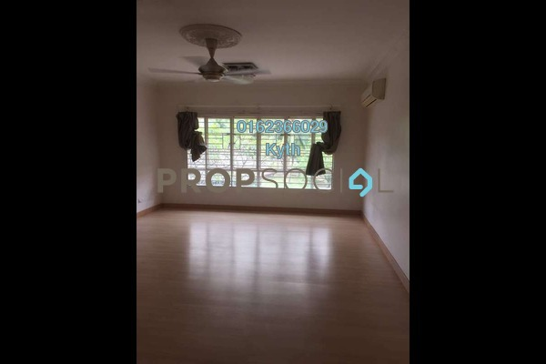 For Rent Condominium at Sri Hijauan, Shah Alam Freehold Semi Furnished 4R/2B 1.6k
