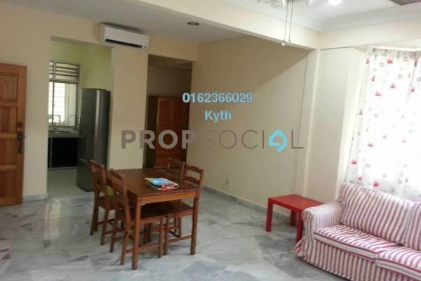 For Rent Condominium at Goodyear Court 7, UEP Subang Jaya Freehold Semi Furnished 3R/2B 1.4k