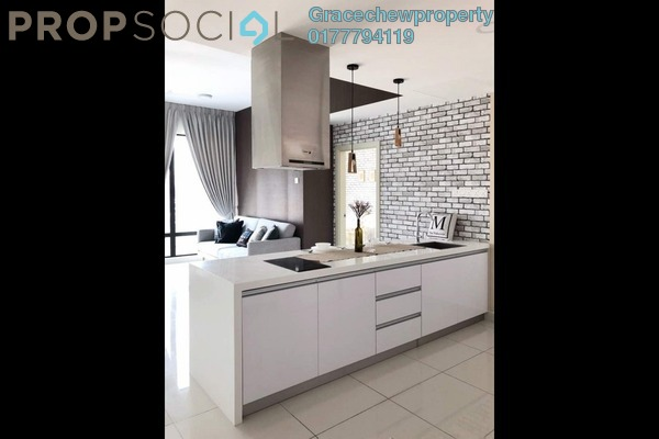For Rent Apartment at SouthKey Mosaic @ SouthKey, Johor Bahru Freehold Fully Furnished 1R/1B 1.68k