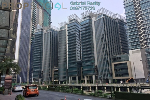For Rent Office at KL Eco City, Mid Valley City Freehold Unfurnished 0R/0B 2.8k