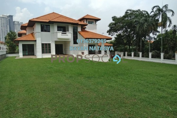 For Sale Bungalow at Ara Hill, Ara Damansara Freehold Semi Furnished 7R/7B 7.5m