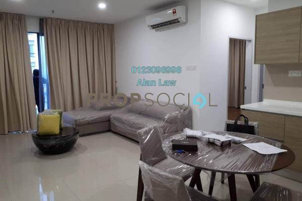 For Rent Serviced Residence at i-City, Shah Alam Freehold Fully Furnished 2R/2B 1.8k