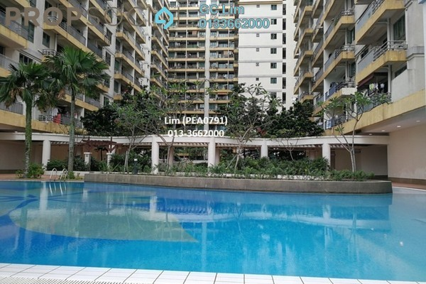 For Sale Condominium at D'Alamanda, Cheras Freehold Semi Furnished 3R/2B 438k