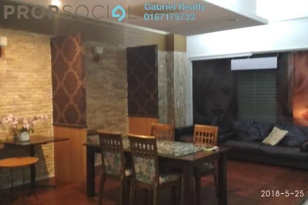 For Rent Shop at Taman Ampang Hilir, Ampang Freehold Fully Furnished 0R/0B 4k