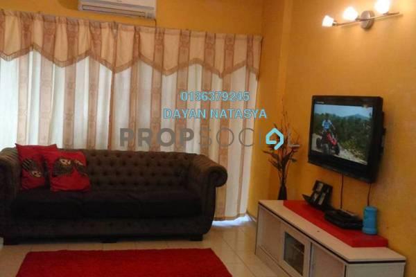 For Sale Condominium at Sentul Utama Condominium, Sentul Freehold Semi Furnished 3R/2B 330k