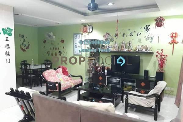 For Sale Terrace at Bandar Parklands, Klang Freehold Semi Furnished 4R/3B 660k