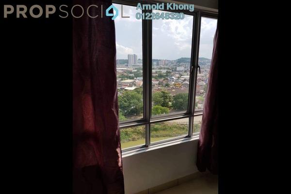For Rent Serviced Residence at Mutiara Residences, Bandar Bukit Raja Freehold Semi Furnished 5R/3B 1.7k