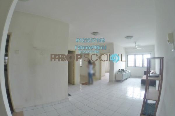 For Sale Condominium at Danau Murni, Taman Desa Freehold Unfurnished 3R/2B 320k