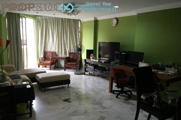 For Rent Condominium at Desa Gembira, Kuchai Lama Freehold Fully Furnished 3R/2B 1.5k