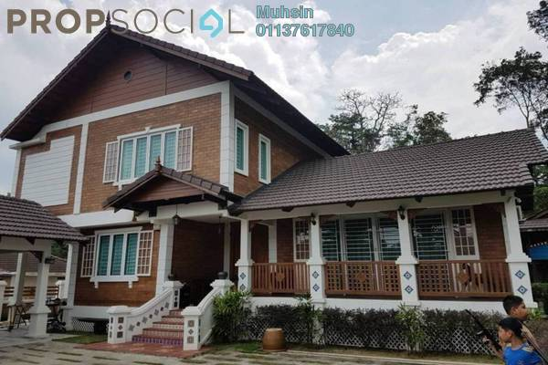 For Sale Bungalow at Kuang, Selangor Freehold Semi Furnished 7R/9B 3.1m
