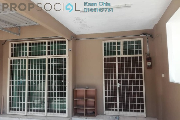 For Rent Terrace at Taman Seri Arowana, Seberang Jaya Freehold Unfurnished 4R/2B 950translationmissing:en.pricing.unit