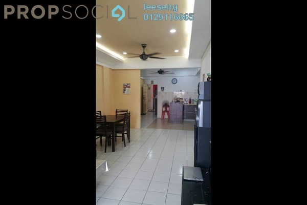 For Sale Apartment at Vista Bayu, Klang Freehold Semi Furnished 3R/2B 335k