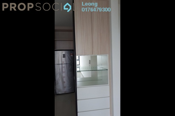 For Rent Condominium at Lakeville Residence, Jalan Ipoh Freehold Semi Furnished 3R/2B 2k