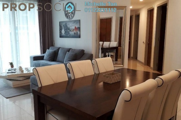 For Rent Condominium at Marc Service Residence, KLCC Freehold Fully Furnished 3R/4B 6.3k