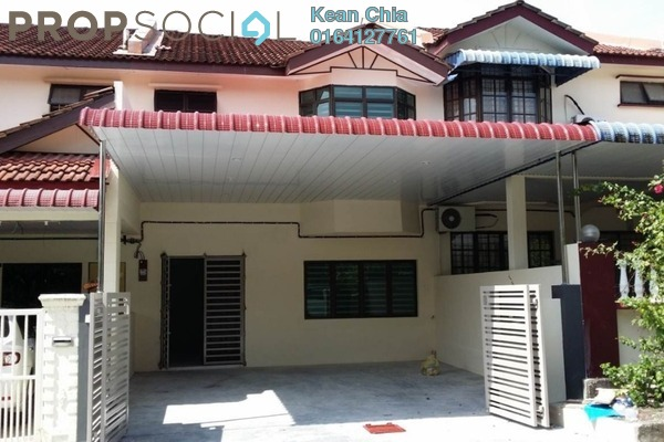 For Sale Terrace at Machang Bubok, Bukit Mertajam Freehold Unfurnished 4R/3B 340k
