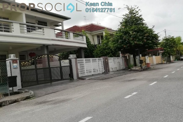 For Rent Semi-Detached at Taman Seri Juru, Juru Freehold Unfurnished 4R/3B 1.8k