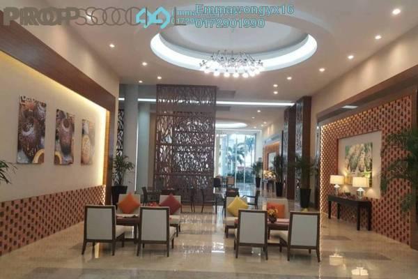 For Sale Duplex at Armanee Terrace II, Damansara Perdana Freehold Semi Furnished 5R/4B 1.35m