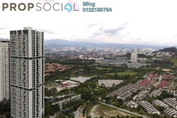 For Rent Condominium at The Westside One, Desa ParkCity Freehold Fully Furnished 3R/3B 5k