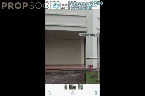For Rent Shop at Kesidang Mas Condominium, Melaka Freehold Semi Furnished 0R/0B 2k