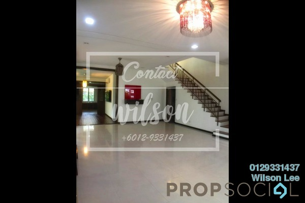 For Rent Terrace at Sunway SPK Damansara, Kepong Freehold Fully Furnished 5R/4B 3.3k