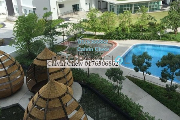 For Sale Condominium at Tropez Residences, Danga Bay Freehold Unfurnished 4R/0B 583k