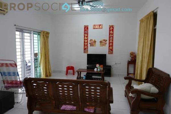 For Sale Terrace at Nusa Idaman, Iskandar Puteri (Nusajaya) Freehold Semi Furnished 5R/4B 720k