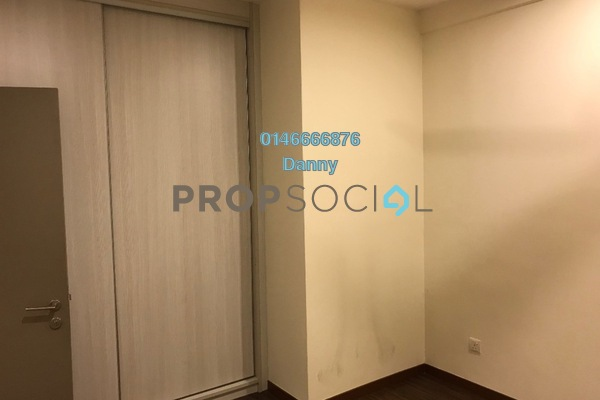 For Rent Condominium at The Loft @ ZetaPark, Setapak Freehold Semi Furnished 3R/2B 2.1k