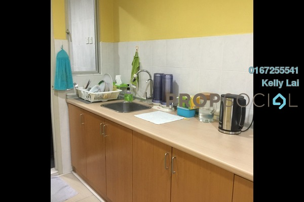 For Rent Condominium at Vista Mutiara, Kepong Freehold Semi Furnished 3R/2B 1.5k