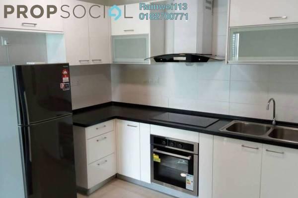 For Sale Serviced Residence at Hijauan Saujana, Saujana Freehold Semi Furnished 1R/1B 440k