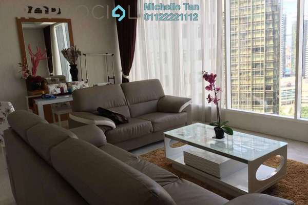 For Rent Condominium at Vipod Suites, KLCC Freehold Fully Furnished 2R/2B 7.8k
