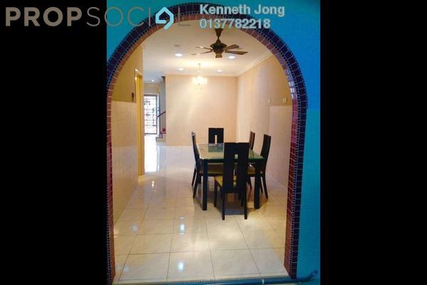 For Rent Semi-Detached at Kemuning Greenhills, Kota Kemuning Freehold Fully Furnished 4R/4B 2k