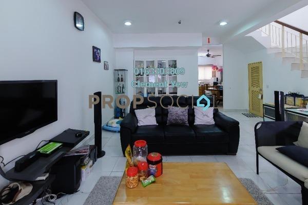For Sale Terrace at Setia Impian, Setia Alam Freehold Semi Furnished 4R/3B 650k