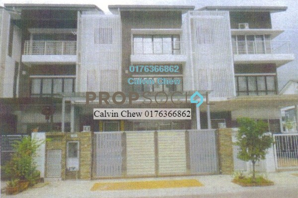 For Sale Terrace at Sutera Damansara, Damansara Damai Freehold Unfurnished 5R/5B 1.02m