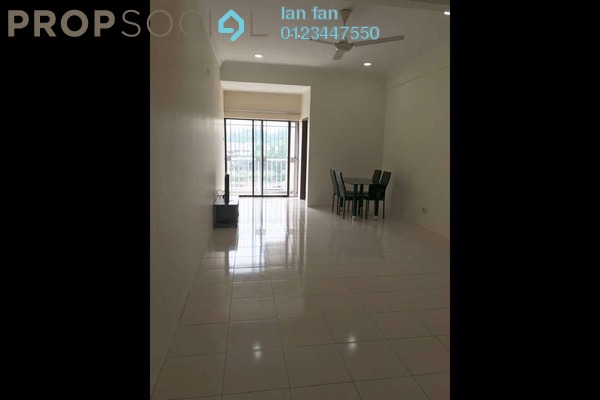 For Rent Condominium at Casa Utama, Bandar Utama Freehold Semi Furnished 3R/2B 1.75k