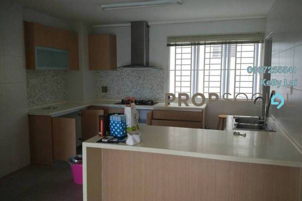 For Rent Condominium at Villa Orkid, Segambut Freehold Semi Furnished 4R/3B 1.9k