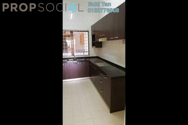 For Sale Condominium at Casa Venicia Greenview, Selayang Freehold Semi Furnished 3R/2B 350k