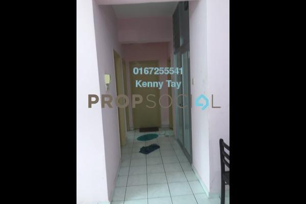 For Sale Condominium at Menara Menjalara, Bandar Menjalara Freehold Semi Furnished 4R/2B 488k