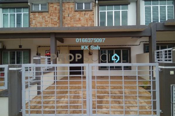 For Sale Terrace at Taman Pelangi Semenyih 2, Semenyih Freehold Unfurnished 4R/3B 479k