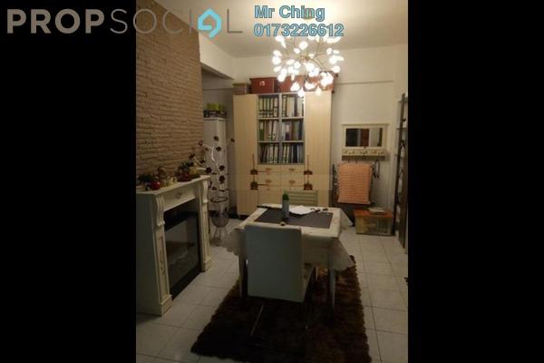 For Sale Condominium at Villaria, Bukit Antarabangsa Freehold Semi Furnished 3R/2B 365k